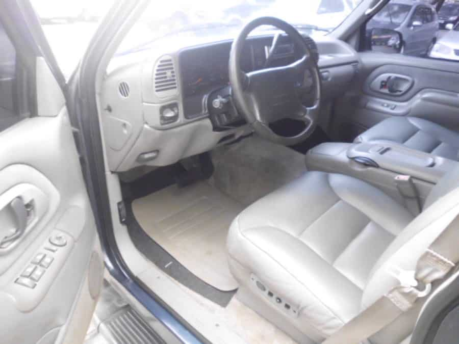 1996 Chevrolet Suburban - Interior Front View