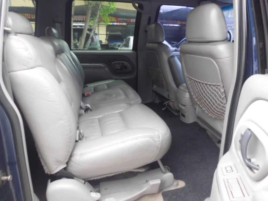 1996 Chevrolet Suburban - Interior Rear View