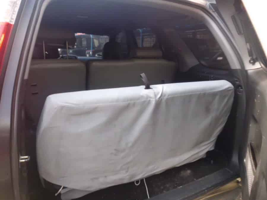 2005 Honda CR-V - Interior Rear View
