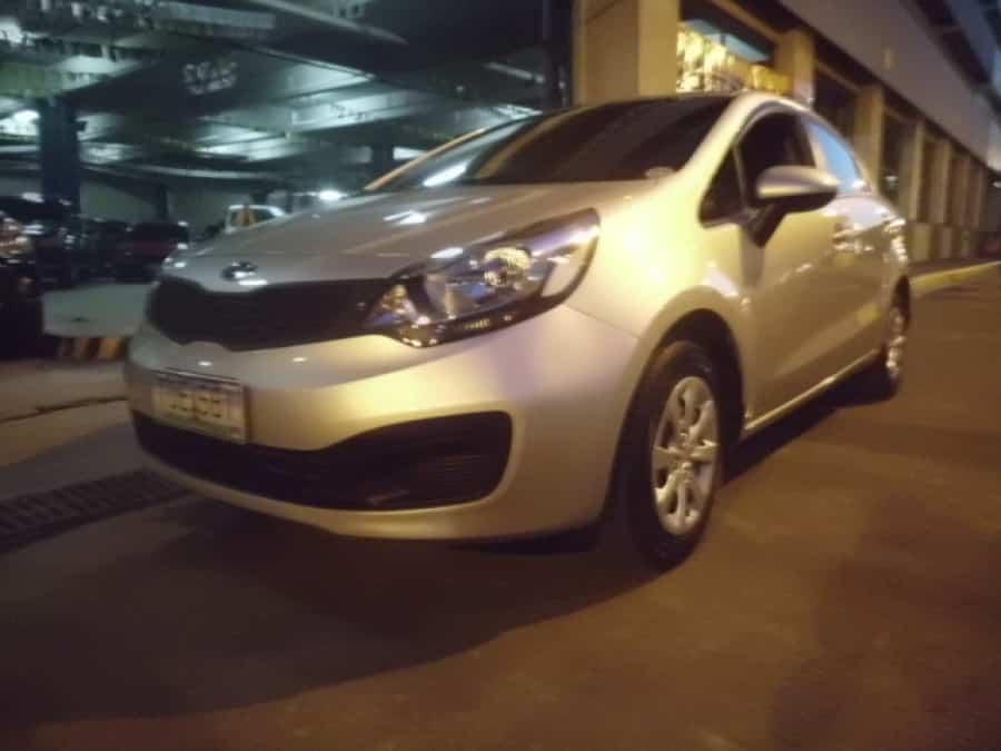 2012 Kia Rio - Front View