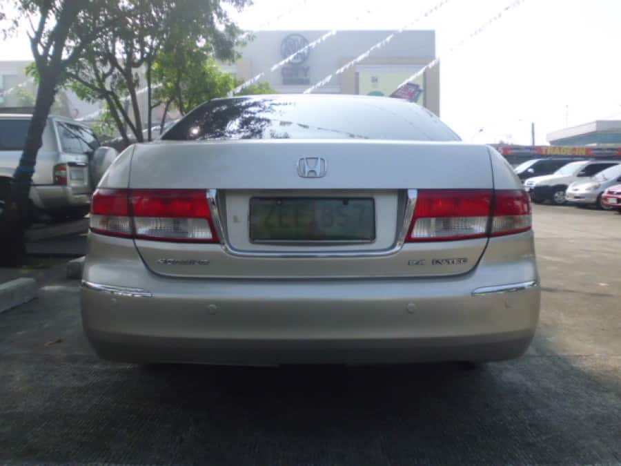 2006 Honda Accord - Rear View