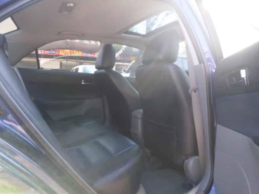 2006 Mazda 6 - Interior Rear View