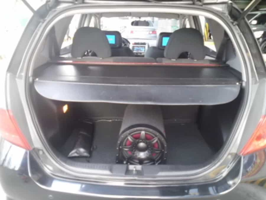 2006 Honda Jazz - Interior Rear View