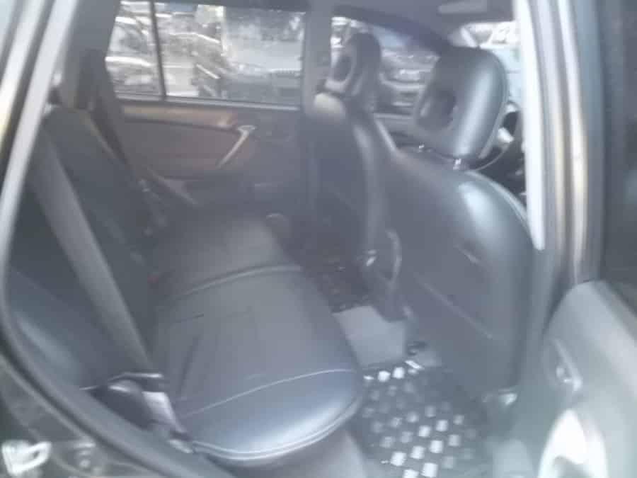 2004 Toyota RAV4 - Interior Rear View