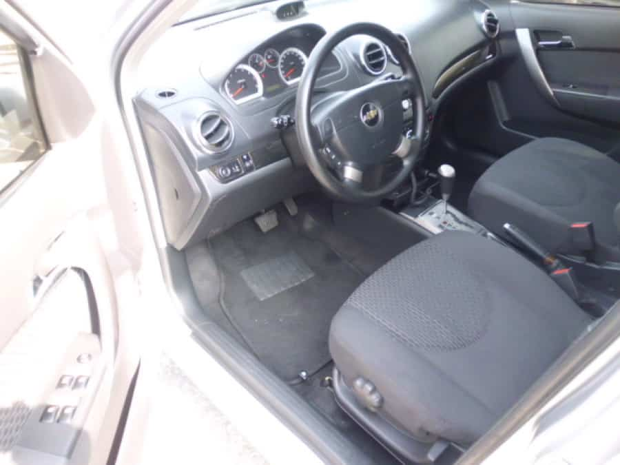 2010 Chevrolet Aveo - Interior Front View