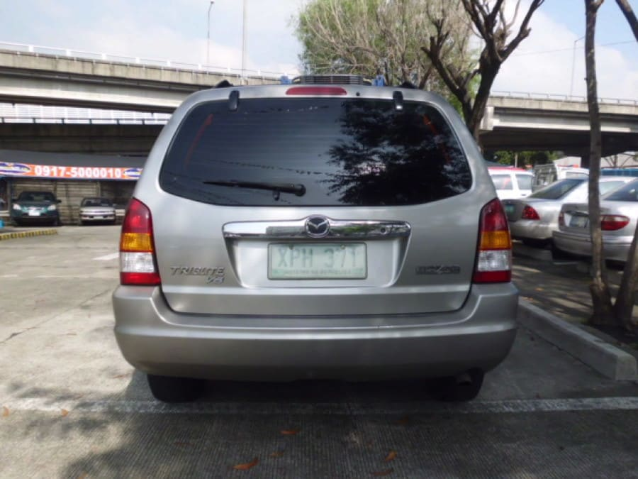 2004 Mazda Tribute - Rear View