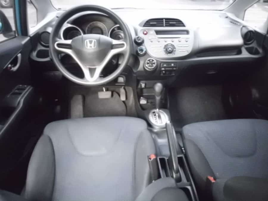 2009 Honda Jazz - Interior Front View