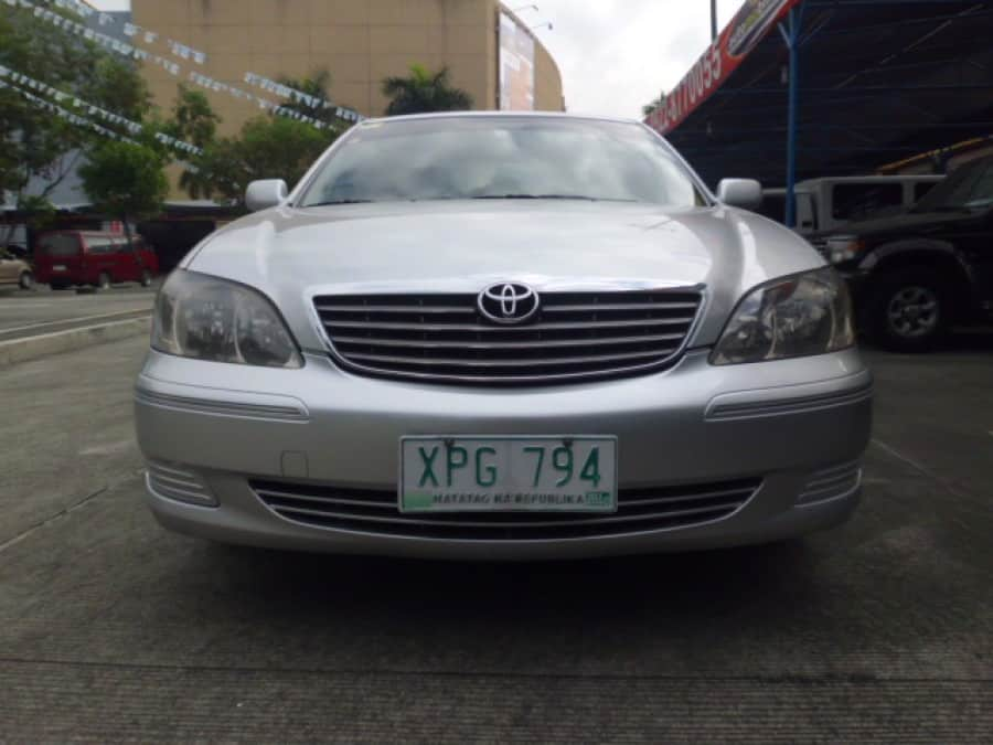 2004 Toyota Camry - Front View