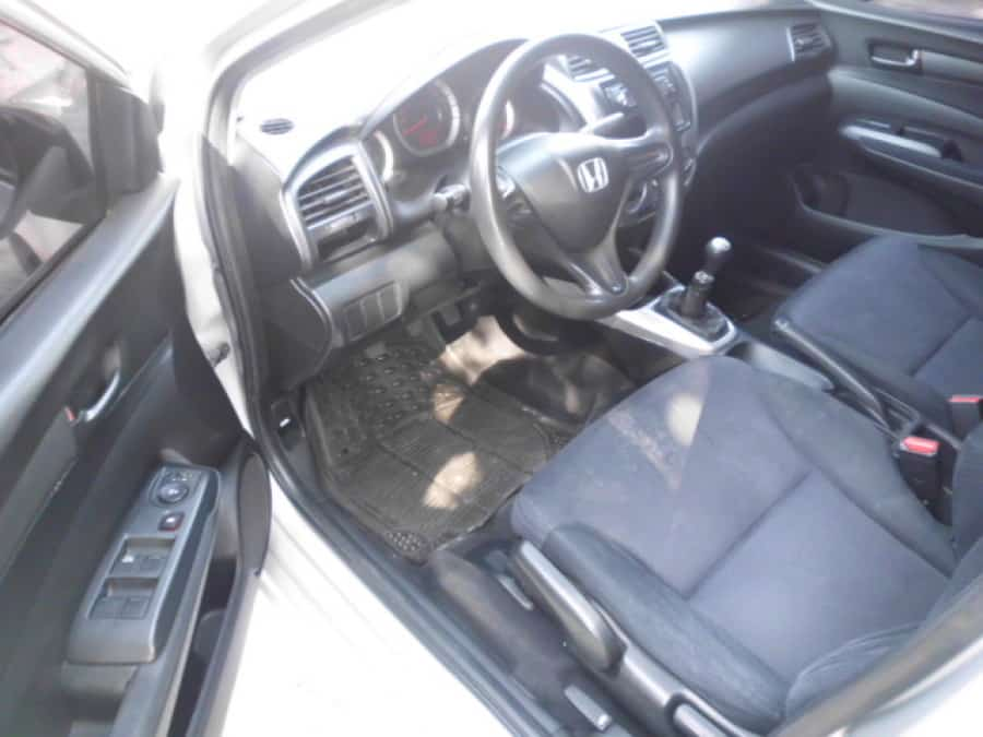 2010 Honda City E - Interior Front View