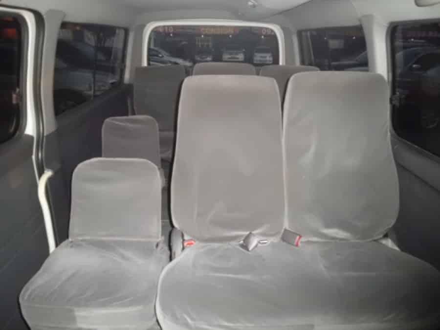 2007 Nissan Urvan - Interior Rear View