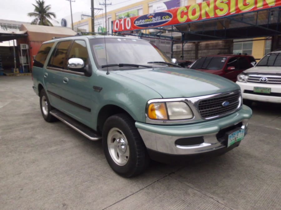 1997 Ford Expedition - Front View