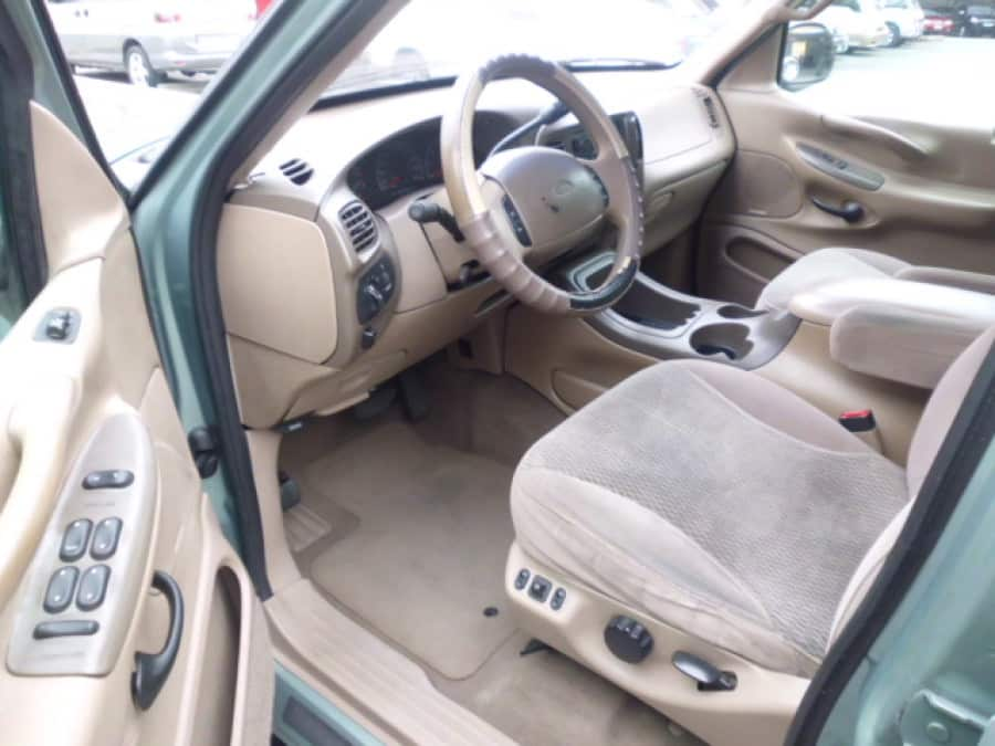 1997 Ford Expedition - Interior Front View