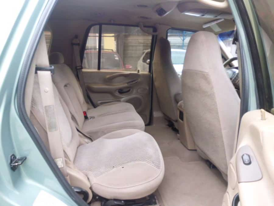 1997 Ford Expedition - Interior Rear View