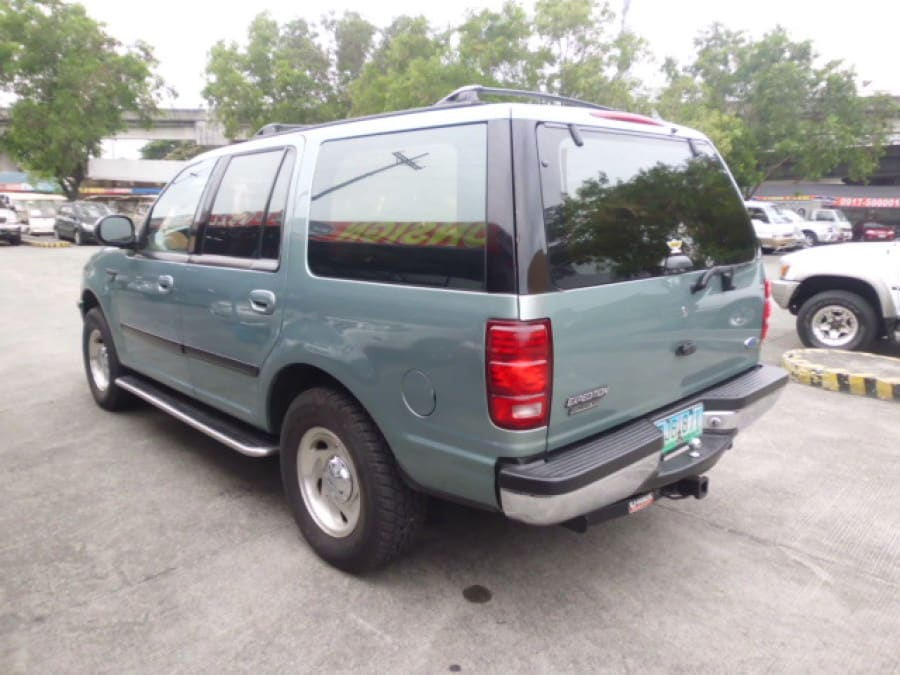 1997 Ford Expedition - Rear View