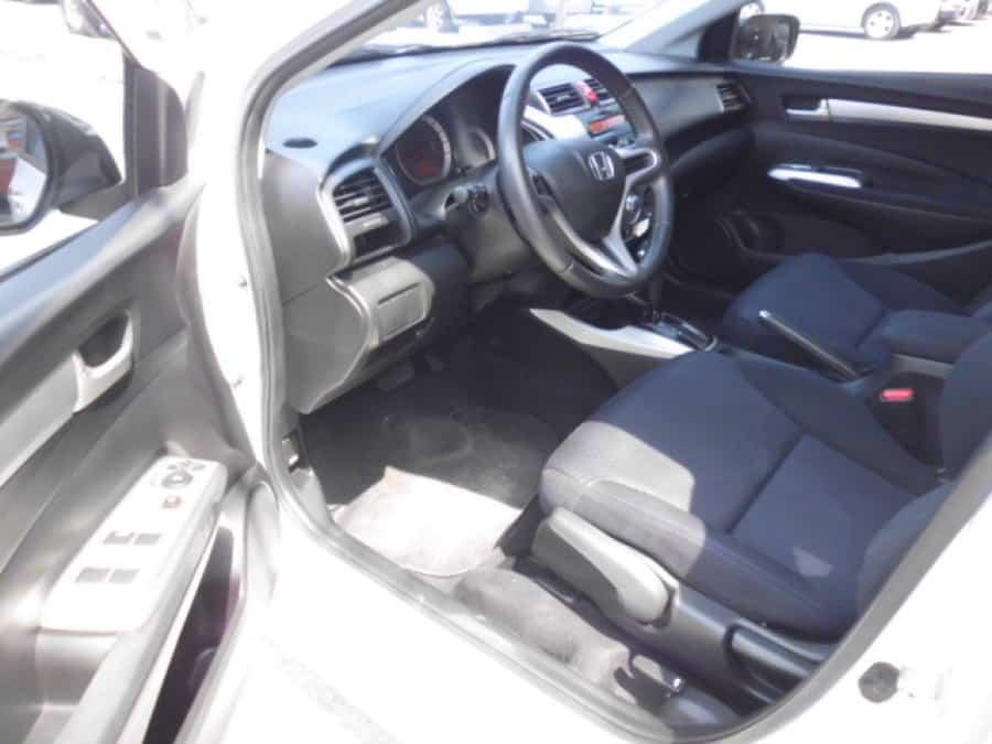 2010 Honda City E - Interior Front View