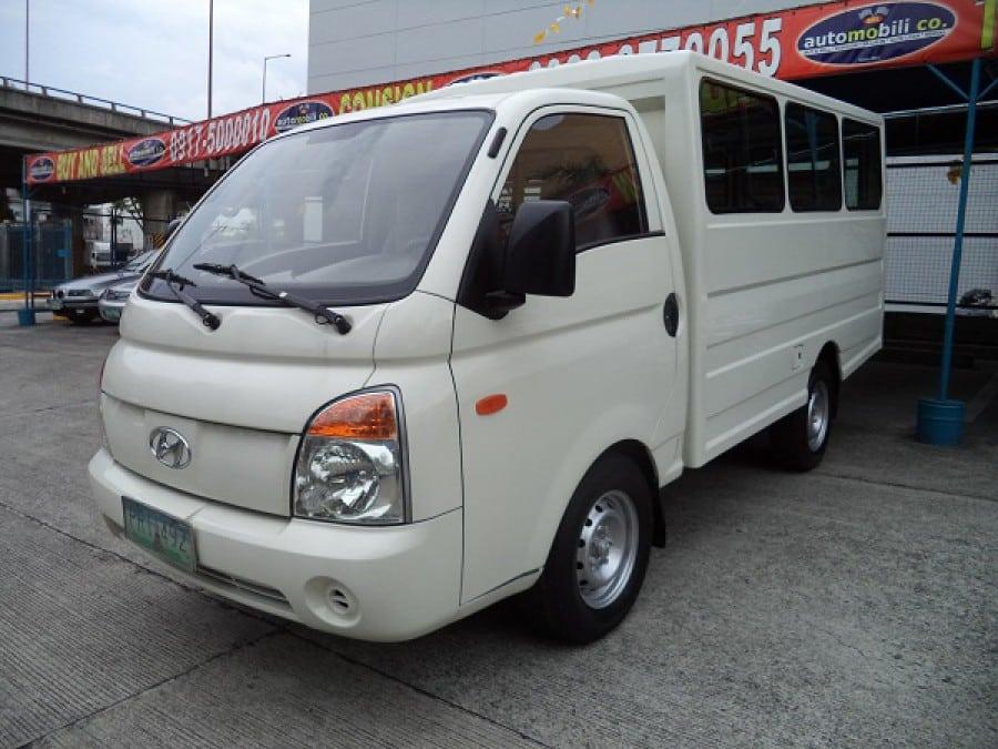 2010 Hyundai H 100 - Front View