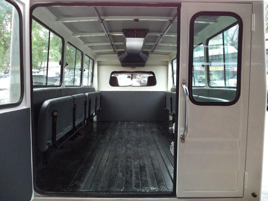 2010 Hyundai H 100 - Interior Rear View