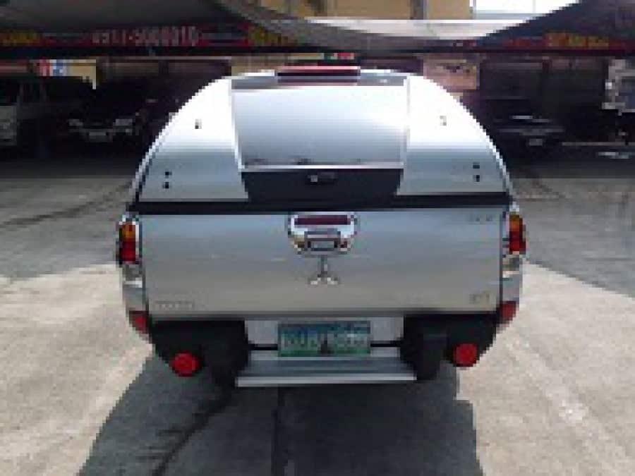 2010 Mitsubishi Strada - Rear View