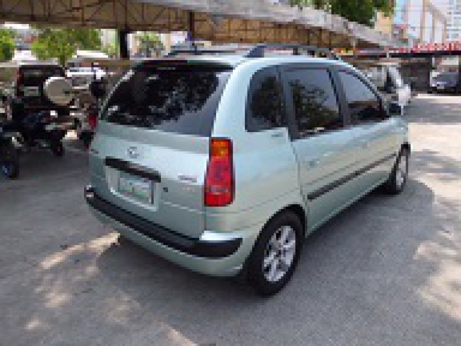 2005 Hyundai Matrix - Rear View
