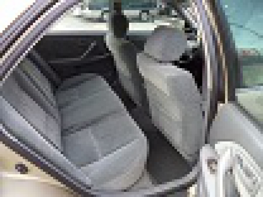 1999 Toyota Camry - Interior Rear View