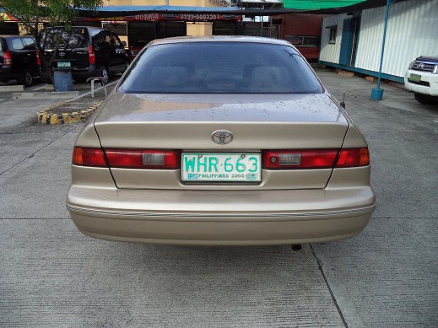 1999 Toyota Camry - Rear View