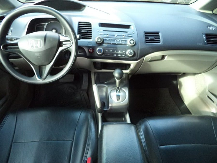 2006 Honda Civic - Interior Front View