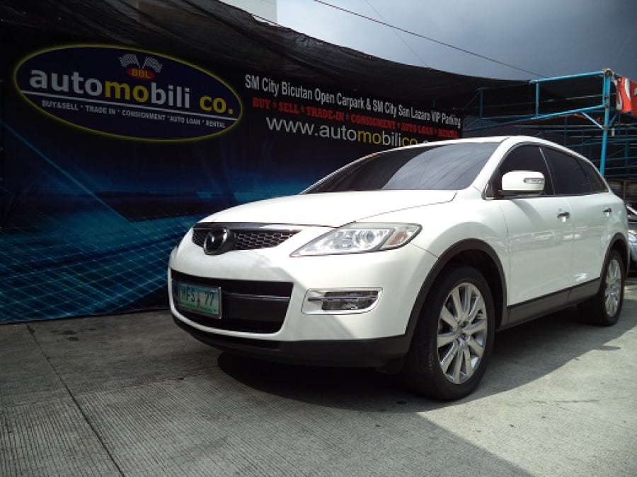 2009 Mazda CX-9 - Front View
