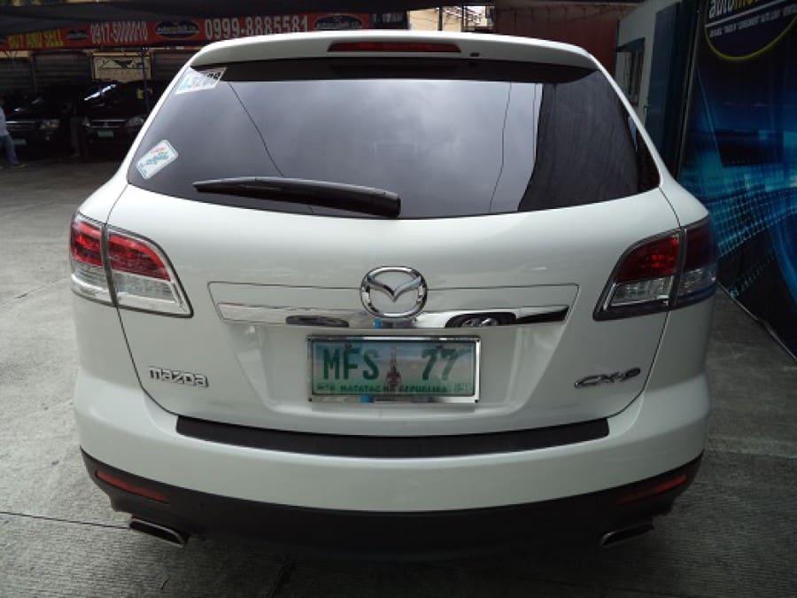 2009 Mazda CX-9 - Rear View