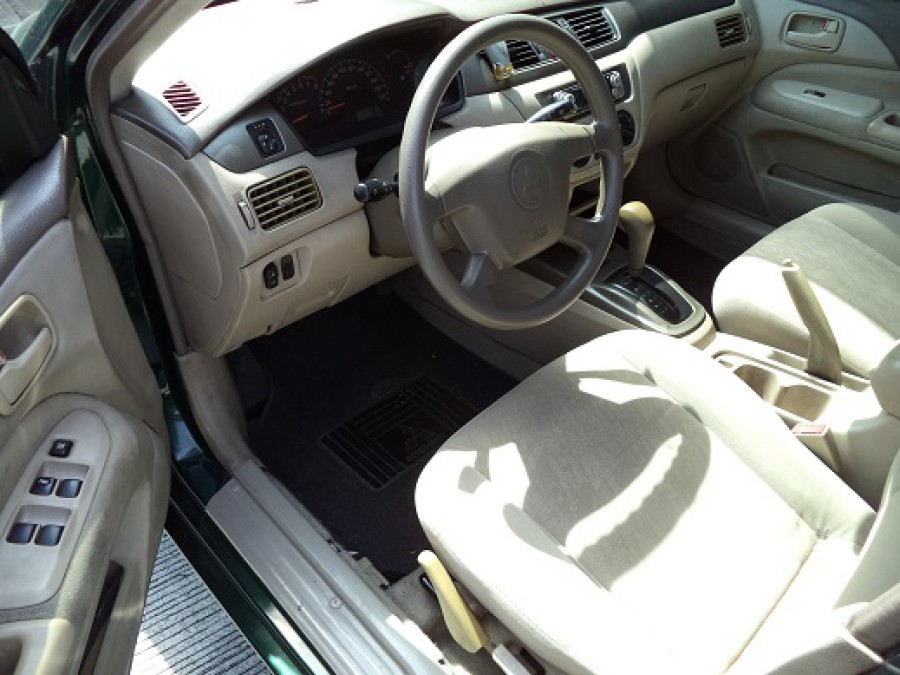 2003 Mitsubishi Lancer - Interior Front View