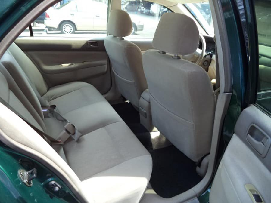 2003 Mitsubishi Lancer - Interior Rear View
