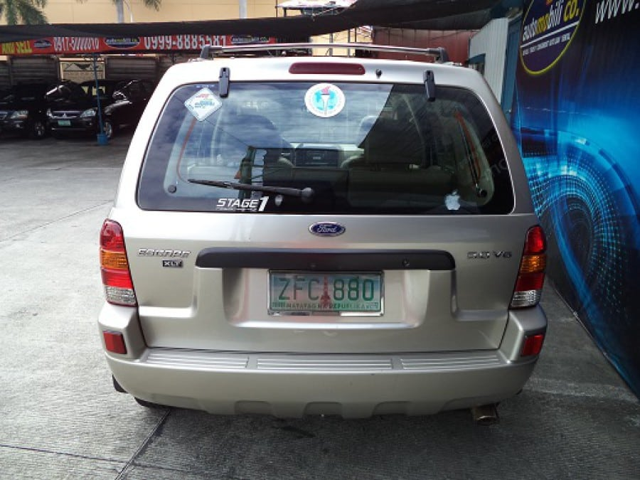 2006 Ford Escape - Rear View