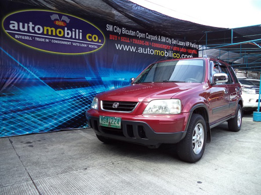 1999 Honda CR-V - Front View