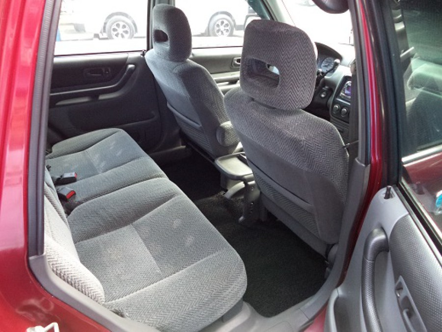 1999 Honda CR-V - Interior Rear View