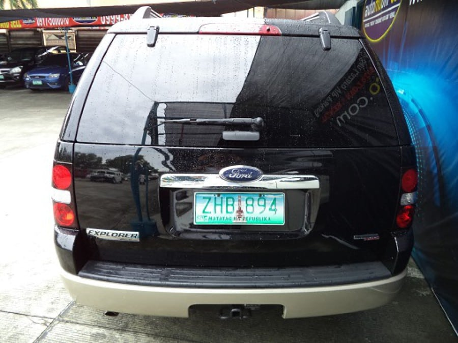 2007 Ford Explorer - Rear View