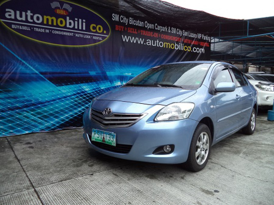 2010 Toyota Vios - Front View