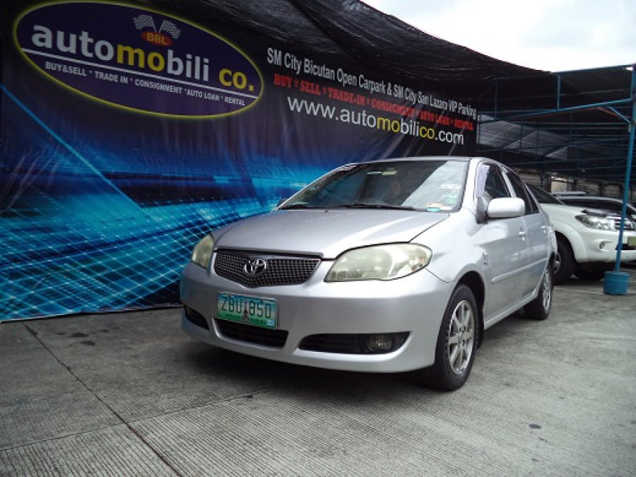 2005 Toyota Vios - Front View