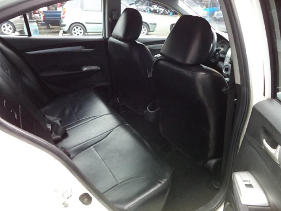 2010 Honda City E - Interior Rear View