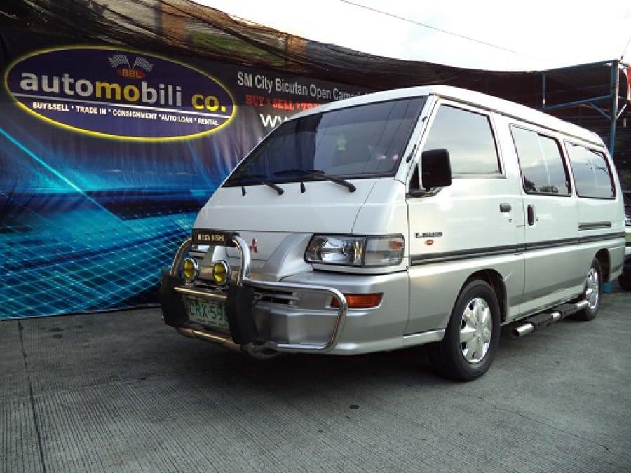 2001 Mitsubishi L300 - Front View