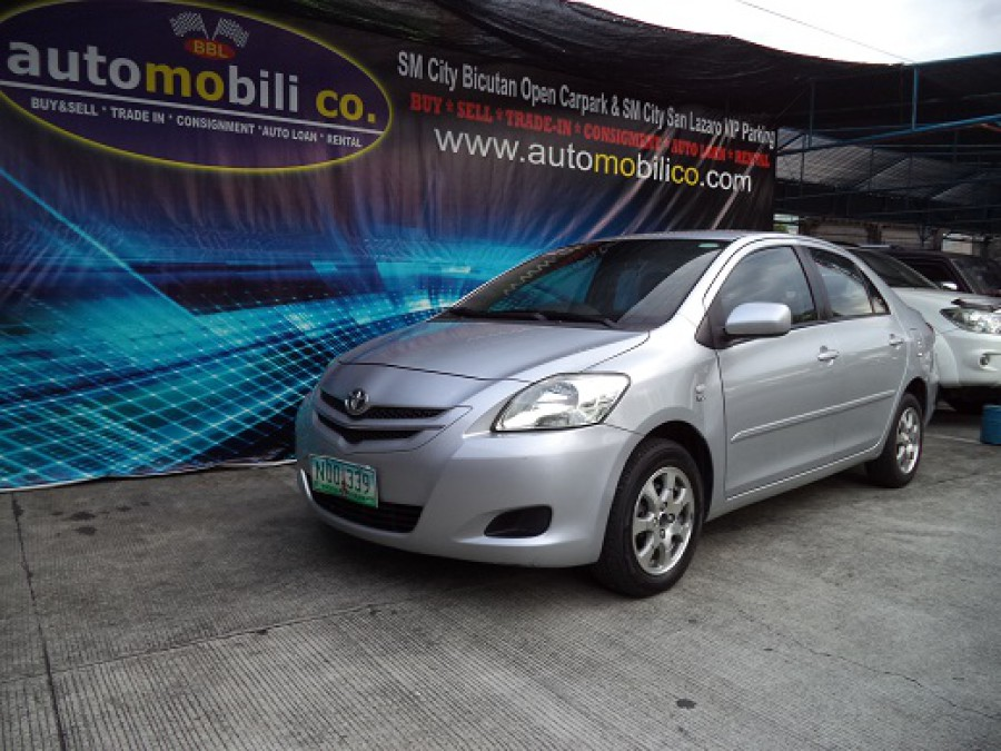 2009 Toyota Vios - Front View