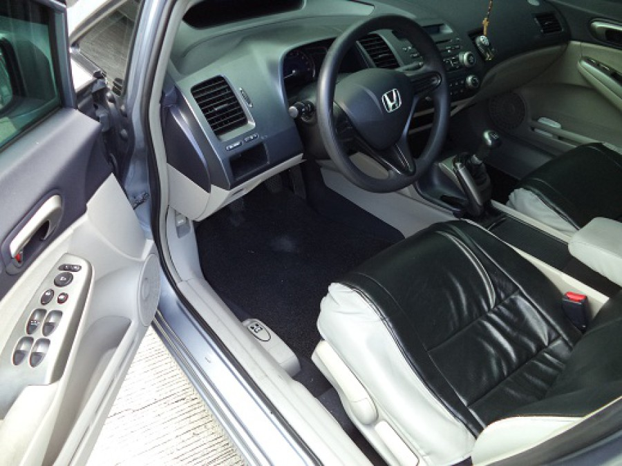 2007 Honda Civic - Interior Front View