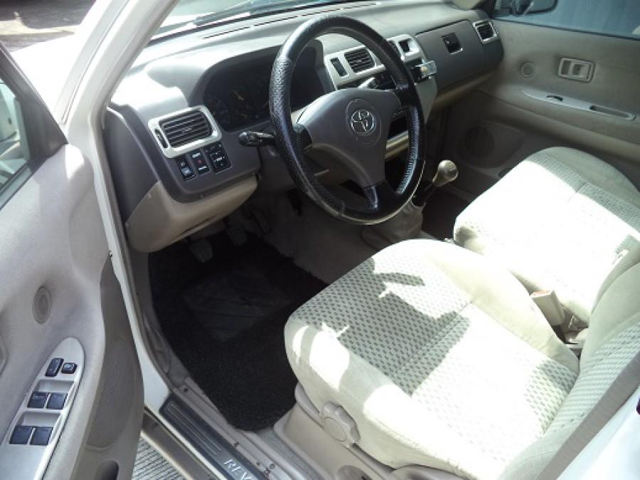 2003 Toyota Revo - Interior Front View