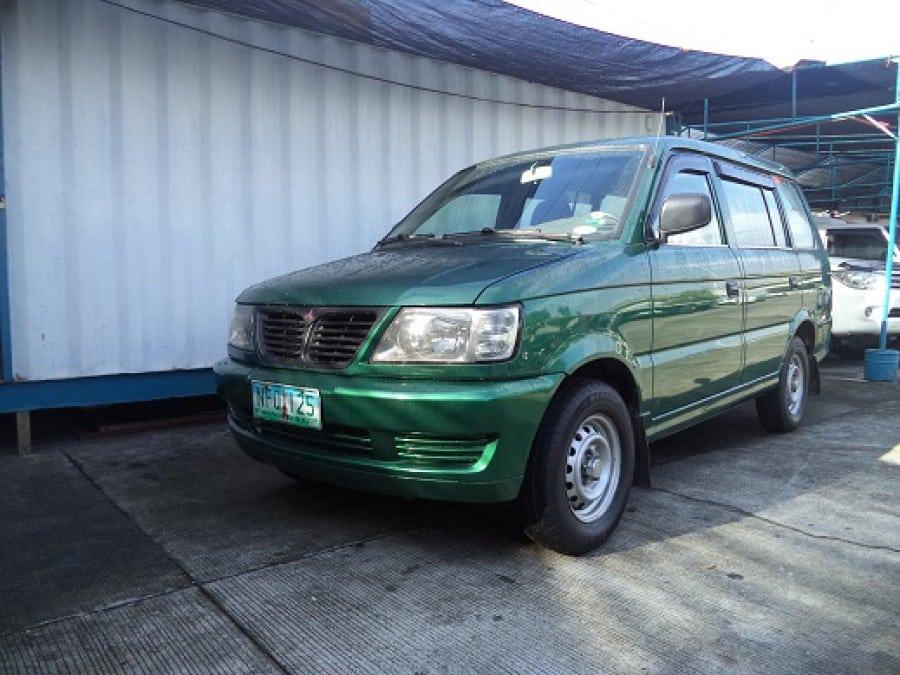 2008 Mitsubishi Adventure - Front View