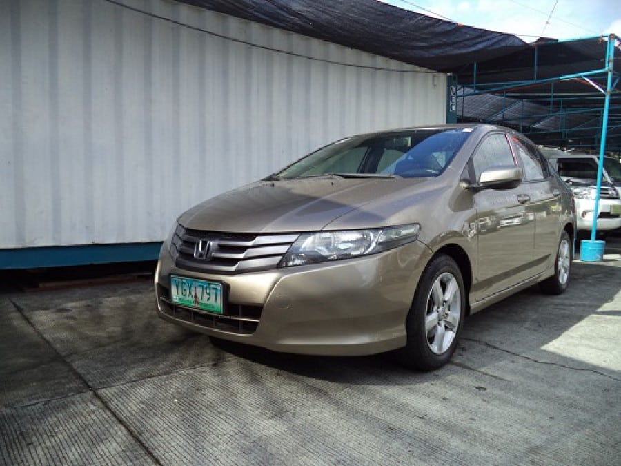 2009 Honda City - Front View