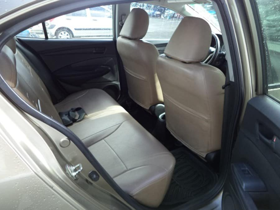 2009 Honda City - Interior Rear View