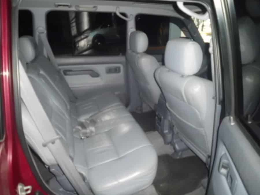 1997 Toyota Land Cruiser - Interior Rear View