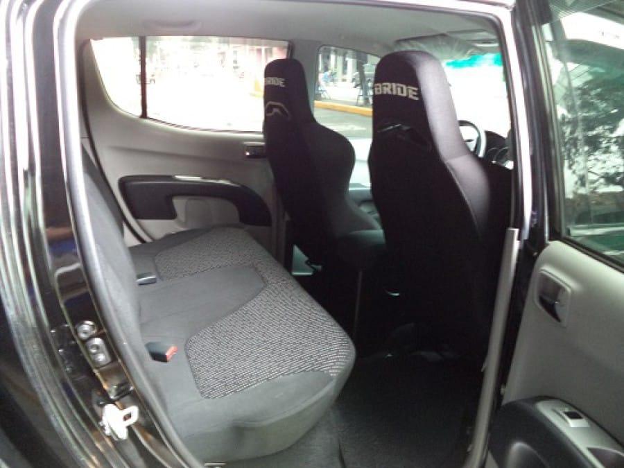 2010 Mitsubishi Strada - Interior Rear View