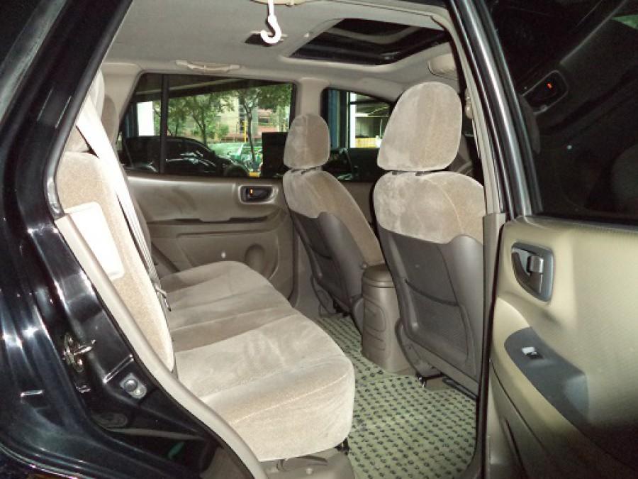 2001 Hyundai Santa Fe - Interior Rear View