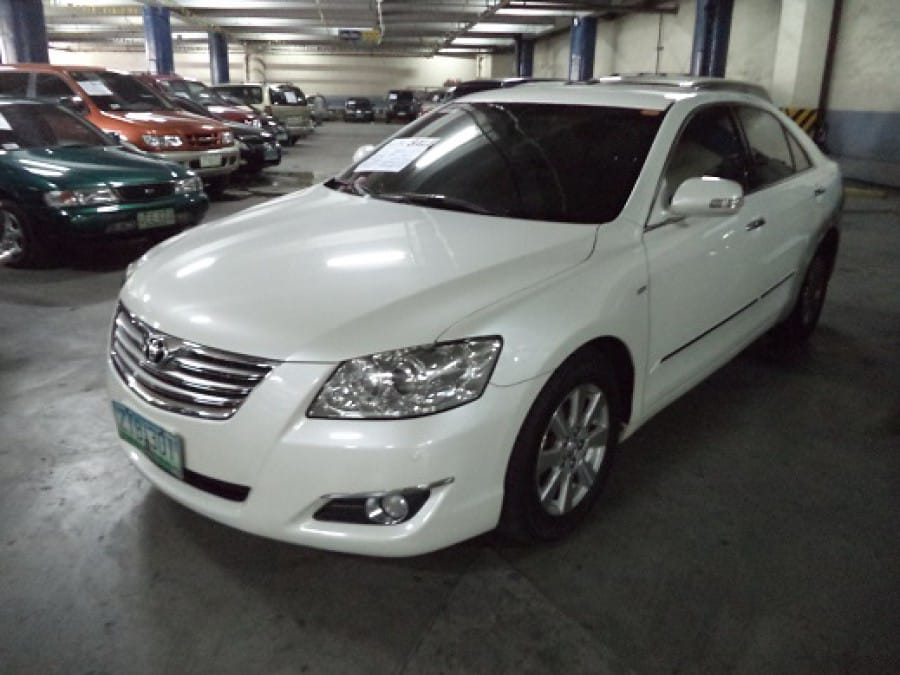 2007 Toyota Camry - Front View