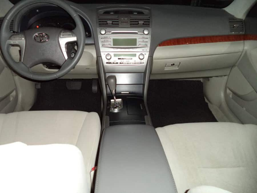 2007 Toyota Camry - Interior Front View