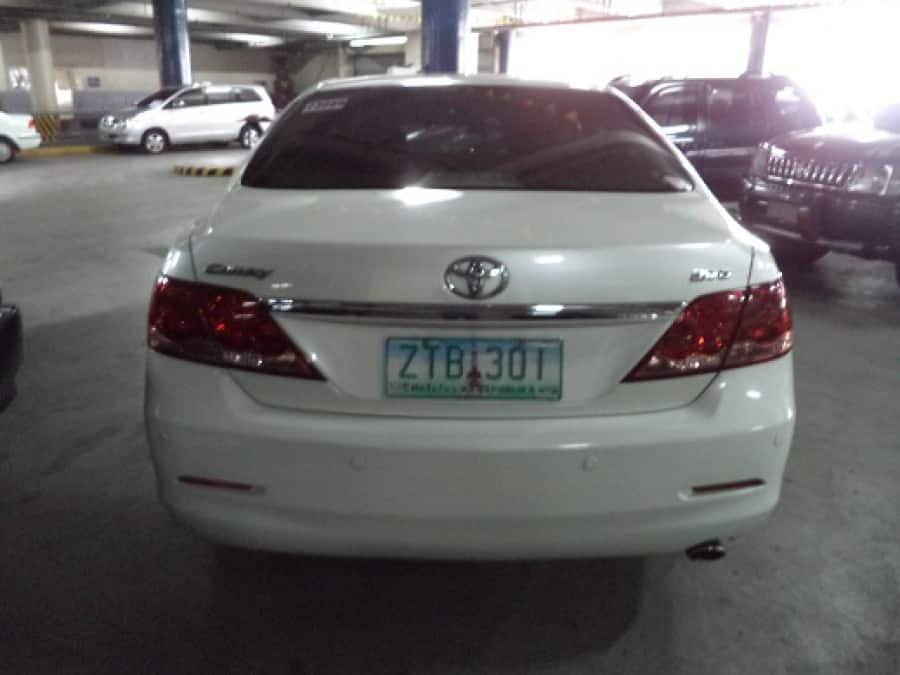 2007 Toyota Camry - Rear View